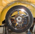 1939 Packard Hot Rod Wheel
